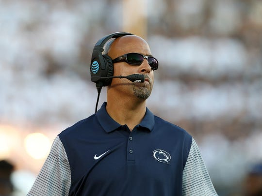 James Franklin knows the Penn State-Pitt rivalry from growing up on boths sides of the state. But he's most concerned about his rebuilding team simply improving in week two.