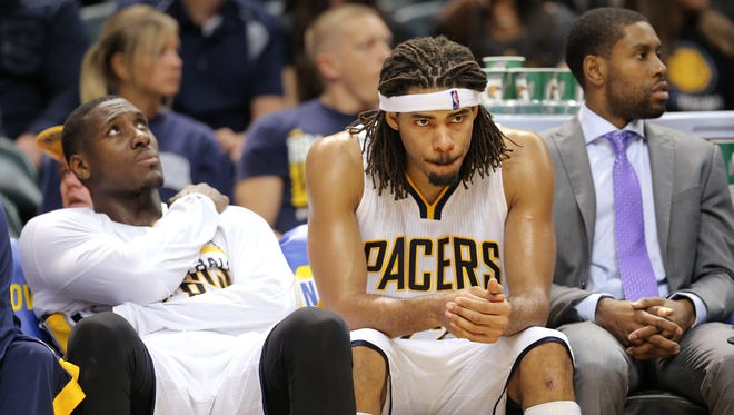 Pacers are in the midst of a five-game losing streak.