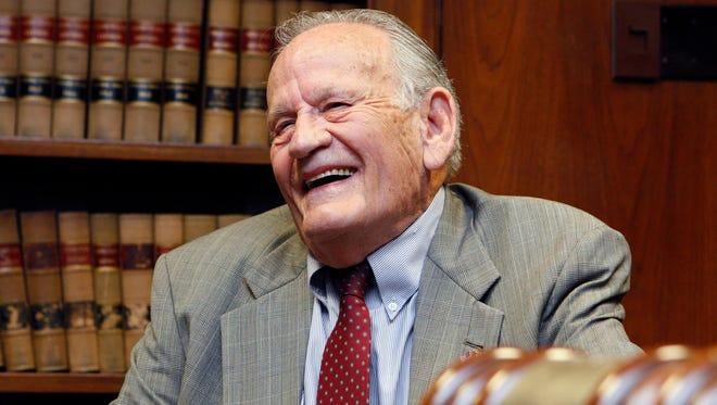 Judge S. Arthur Spiegel