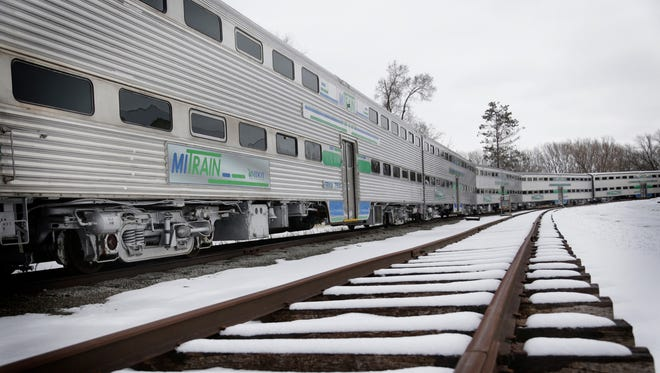 The State of Michigan is paying more than $1 million a year to lease 23 passenger rail cars that likely won't be used for another two to three years. The 1950s era double-decker cars are sitting in a rail yard in Owosso, where they are ringing up lease charges of about $90,000 a month.
