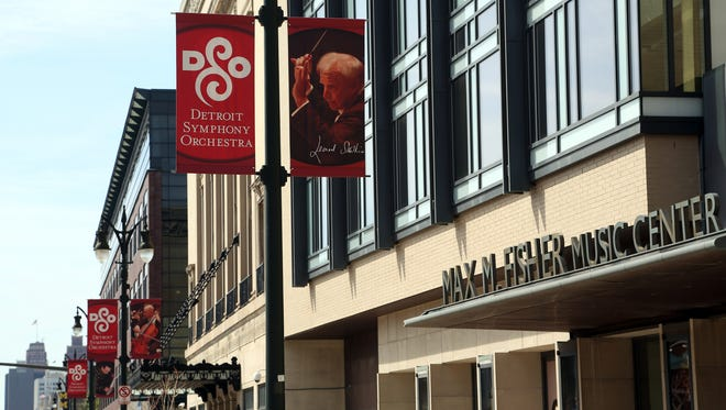 The Detroit Symphony Orchestra was among several organization that will receive grants from the Community Foundation for Southeast Michigan.