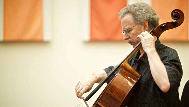 Hamilton Cheifetz, a Portland State professor of music, will perform on cello with Adam LaMotte, violin, and Janet Coleman, piano, in Camerata Musica's first concert of the season at 2:30 p.m.  Sept. 27 at Loucks Auditorium, Salem Public Library.