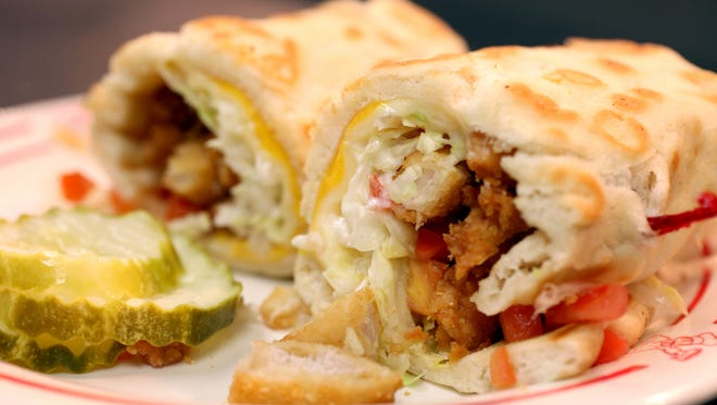 National Coney Island's Hani sandwich.