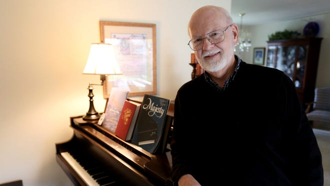 Retired choral teacher Gary Frame set the bar for musical excellence at South Salem and Sprague high schools from 1963-1994. His parents, who weren't musical but supported his interested, sacrificed financially to purchase this grand piano when he was in eighth grade.
