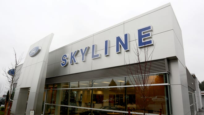 The Donofrio dealerships, including Skyline Ford on Commercial Street SE, have received Oregon dealer of the year award recognition fromDealerRater.com.