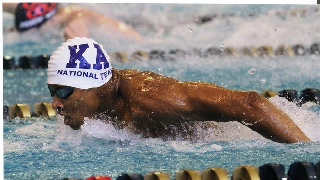 Novi's Camden Murphy has qualified for the U.S. Olympic Trials in the 100 butterfly.
