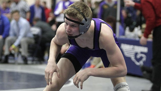 Elder's Samuel Williams, a state qualifier in 2013 and a state alternate a season ago, is expected to be one of the outstanding wrestlers at this weekend's All-Catholic Wrestling Invitational.
