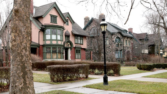 Historic Indian Village on Detroit's east side. This Historic District is on the U.S. National Register of Historic Places since 1972 and has many architecturally- significant homes built in the early 20th century.