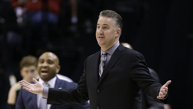 Arizona State reportedly will be on Purdue basketball's schedule next season.