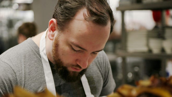 Executive Chef Brendon Edwards has left Standby, a bar and restaurant on the Belt Alley in downtown Detroit.