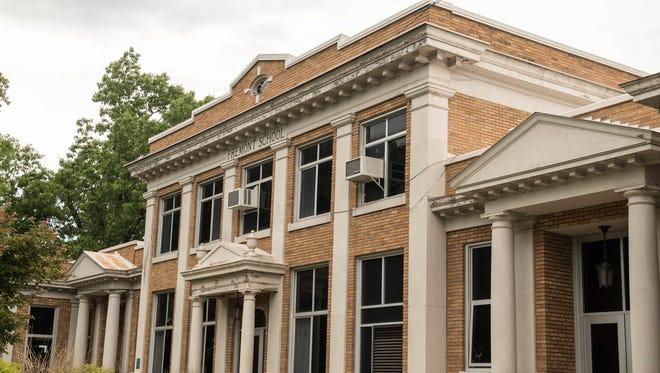 Fremont Elementary School closed in June.