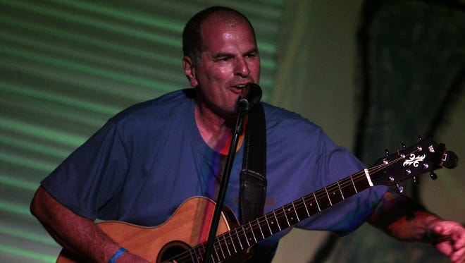 In this file photo, Woodstock on Westport host Jerry Conti performs at the Backyard Benefit held Saturday, March 5, 2011. Conti, 62, was paddleboarding with his wife near the Fort Myers Beach Pier on Saturday, June 9, 2016, when he had a heart attack, fell into the water and disappeared, according to family. (Eric Strachan/Naples Daily News)