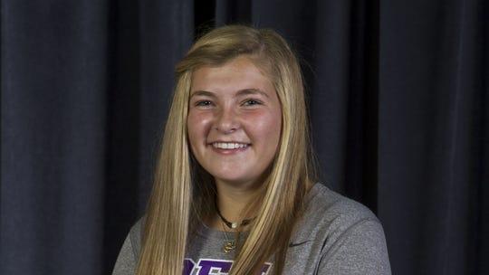 Lily Croddick of RFH. 2015 All-Shore field hockey team.