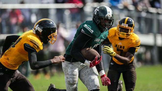 Detroit Cass Tech and Detroit King meet for the second time this year in the PSL Division I championship game Friday at Ford Field.