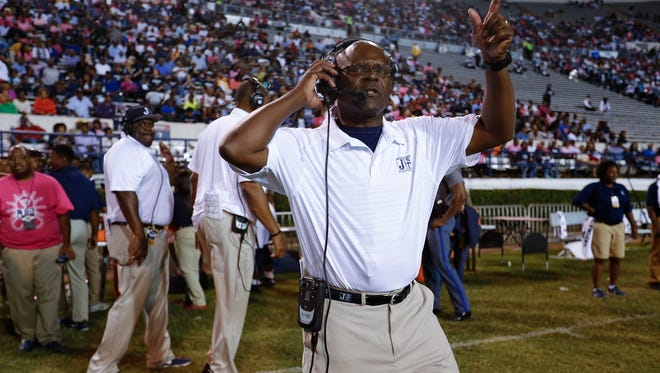 Coach Tony Hughes said Monday he remembers going to Alcorn State-JSU games at Memorial Stadium when he was growing up.