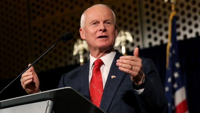 Oregon Secretary of State Dennis Richardson announced Friday that his office discovered evidence of 54 potential cases of voter fraud in Oregon from the November 2016 election.