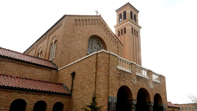 The Mt. Angel Abbey is one of the locations that will have a marker on the Mt. Angel Heritage Trail.