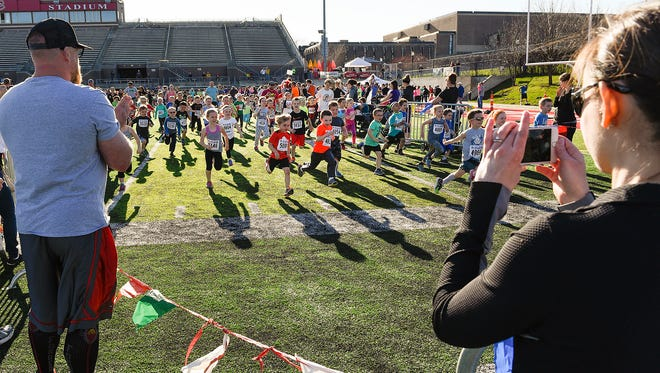 For more information on registering for the CentraCare Health's Earth Day races visit http://runearthday.com/.