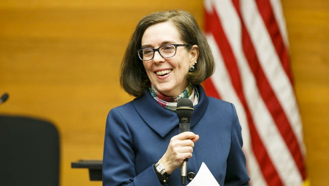 Gov. Kate Brown announced Tuesday her intention to veto two bills and four line item appropriations that passed during the most recent legislative session.