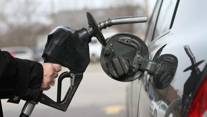 Is it time to fill up at the pump?