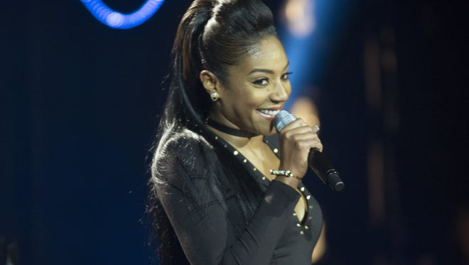 Tiffany Haddish in her Showtime comedy special.