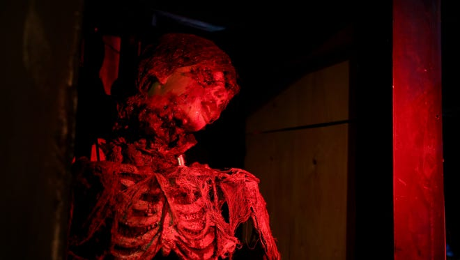 It's the last weekend for the Nightmare Factory, which goes dark for its annual Pitch Black, 7 to 11 p.m. Friday and Saturday, Oregon School for the Deaf, 999 Locust St. NE. $25.