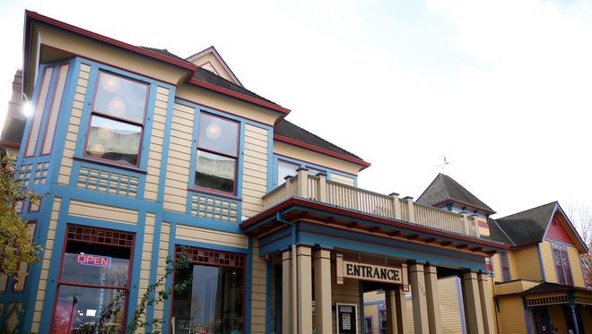The Gilbert House Children's Museum in Salem on Thursday, Nov. 9, 2017.