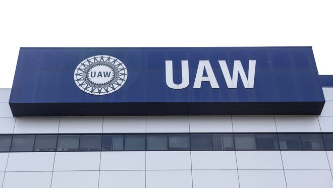 UAW headquarters, also known as Solidarity House.