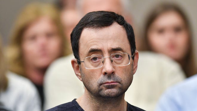 Disgraced former Michigan State and USA Gymnastics doctor Larry Nassar is seeking a new Ingham County sentence and want Judge Rosemarie Aquilina disqualified from the case.
