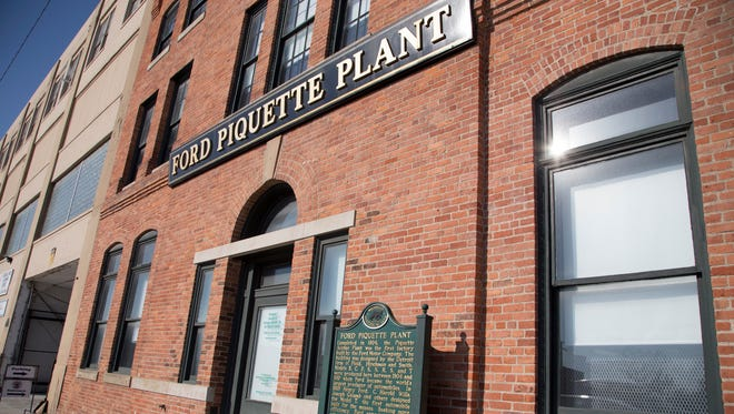 The Ford Piquette Avenue Plant in Detroit was the birthplace of the Model T.