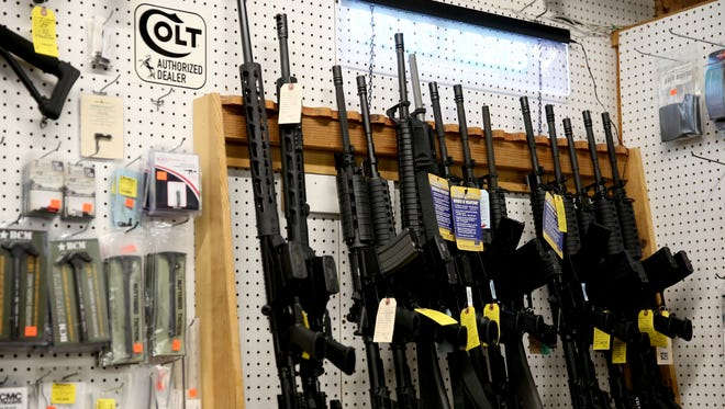 Another gun-related initiative has been filed in Oregon.