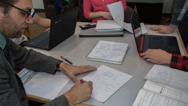 Dixie State University received a Utah System of Higher Education Concurrent Enrollment Quantitative Literacy Math Incentive, which will help increase the number of Concurrent Enrollment math classes offered to Washington County high school students.