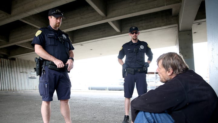 Salem police on front line of growing homeless crisis, urge changes