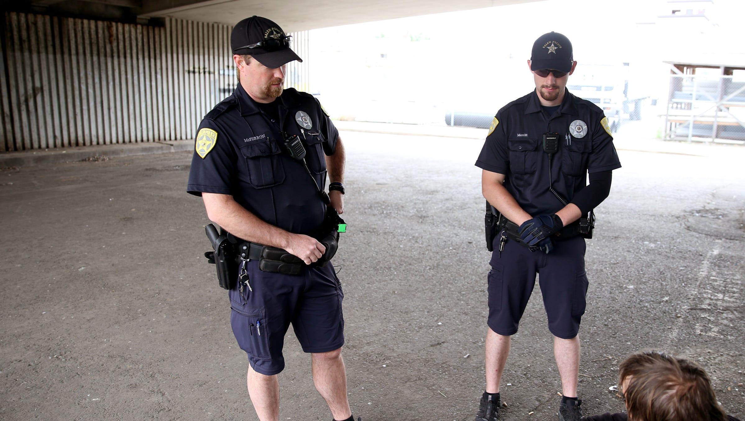 Policing: Salem police on front line of crisis