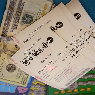 The current estimated Powerball Jackpot at $450 million,