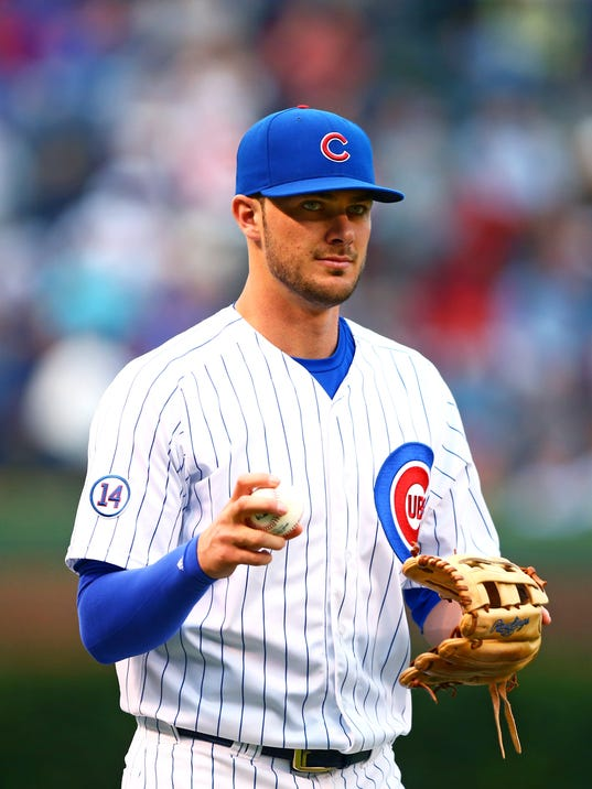 Kris Bryant Unanimous Choice For Nl Rookie Of The Year