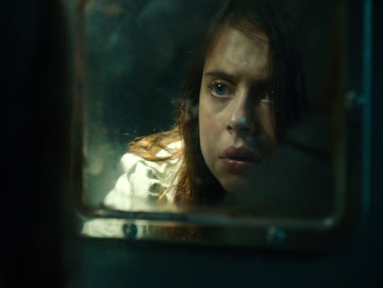 "Bel Powley as Anna in Fritz Bohm's ""Wildling."""