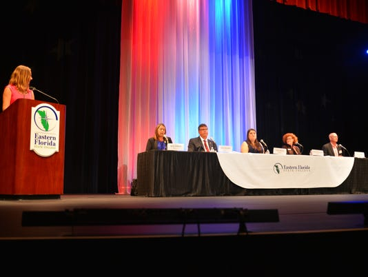 District 1 and 2 school board forum