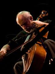 Cellist Eugene Friesen performs a winter solstice concert tonight in Bellows Falls.