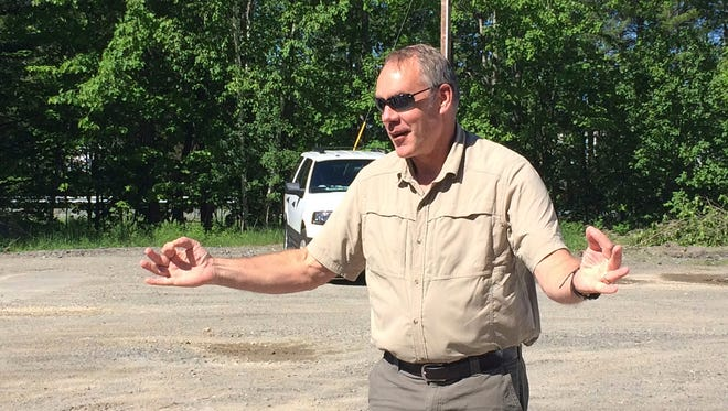 U.S. Interior Secretary Ryan Zinke. Federal investigators have been trying to investigate the contract awarded to the small company from Zinke's hometown and the deal is being audited at the local and federal level.
