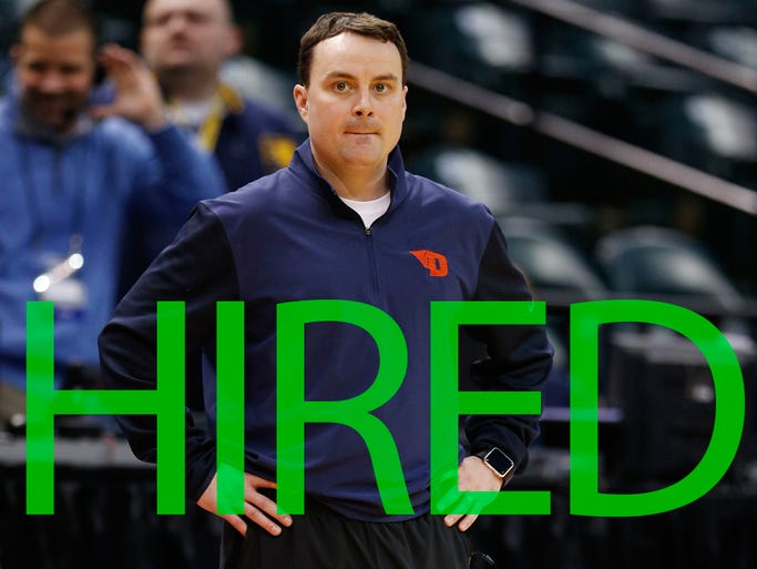 Indiana hired Dayton's Archie Miller, who led the Flyers