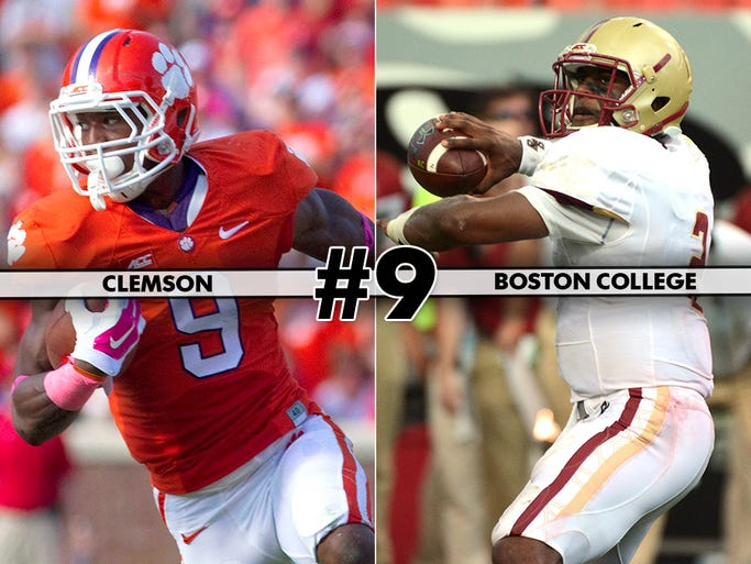 week 9 college football college football games on saturday