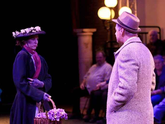 St george musical theater presents 39 my fair lady 39 for 13 a table theatre saint georges