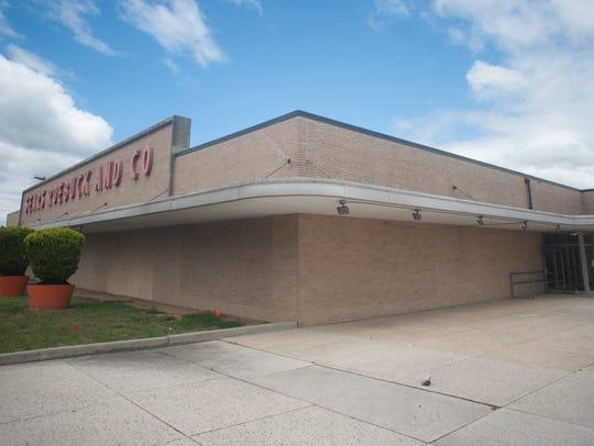 Sears Building, Vineland, N.J.