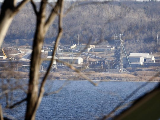 Cargill Salt Mine, DEC accused of allowing pollutants to flow into Cayuga Lake