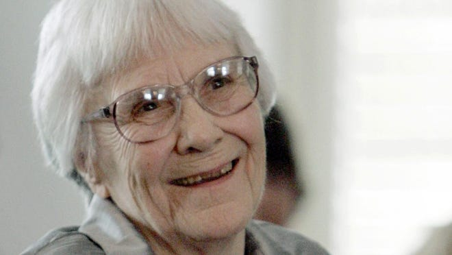 "Harper Lee, author of ""To Kill a Mockingbird,"" died on Feb. 19, 2016, in Monroeville, Alabama, at age 89."