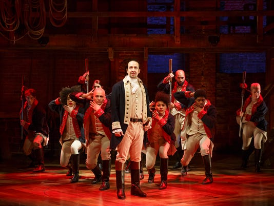 XXX HAMILTON1499RR LIN-MANUEL MIRANDA AND THE COMPANY OF HAMILTON.JPG A FEA