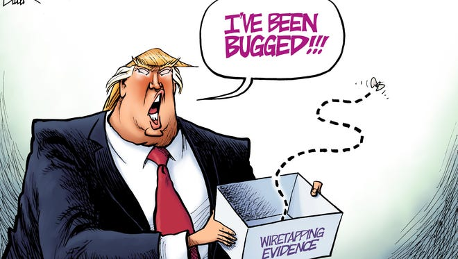 Trump Bugged