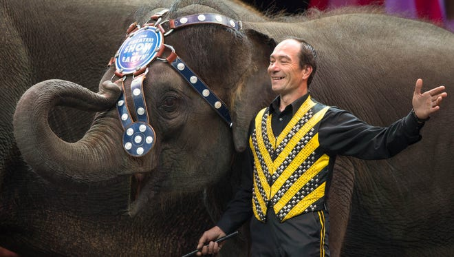 .The Ringling Bros. and Barnum & Bailey Circus (RBBB) Presents Built To Amaze!, is the 143rd edition of The Greatest Show On Earth.