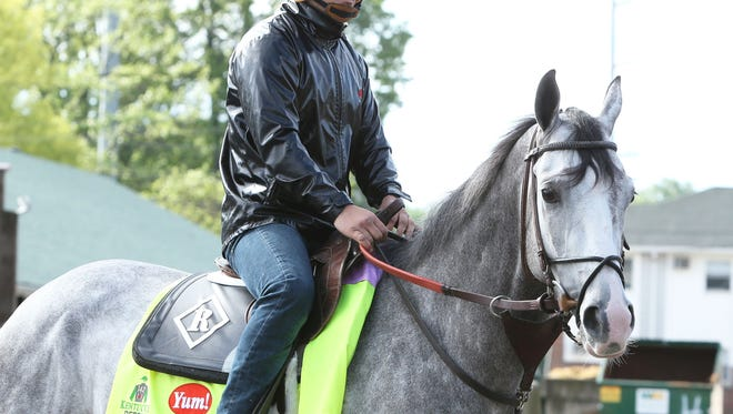 Cherry Wine may target the Preakness Stakes.
